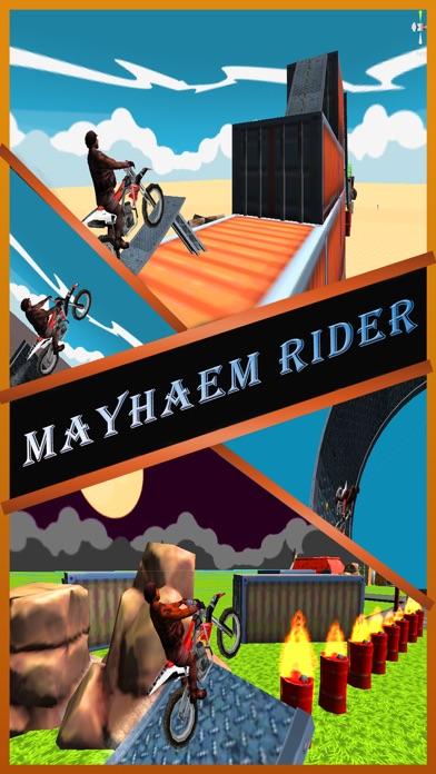 Мотокросс испытания: Stunt Bike RacerСкриншоты 2