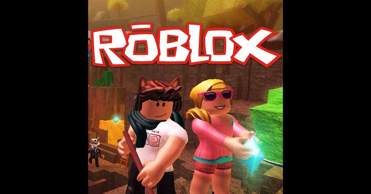roblox on the app store