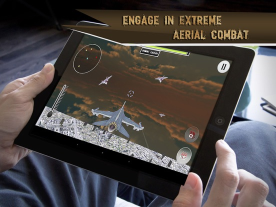 F16 Microlight CounterAttack TurboJets-ipad-0