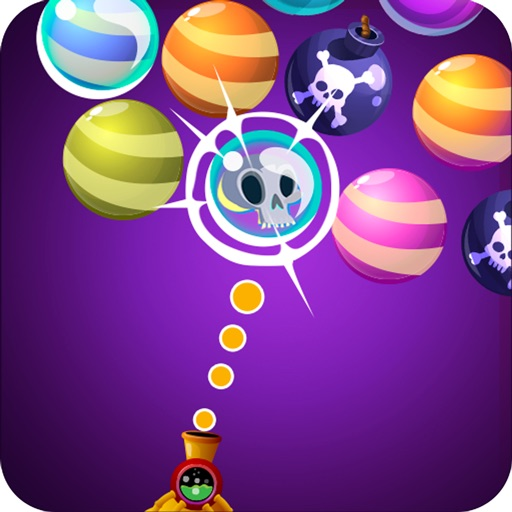 Halloween Bubble Shooter by Kieu Van Tuan