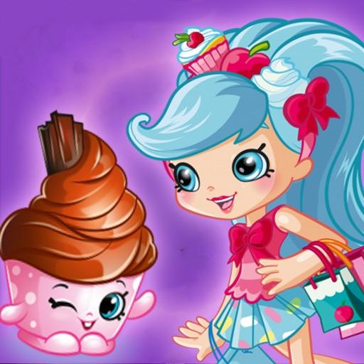 Super Shopkins World   Shopkins Games For Free Icon