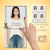 Photo ID Editor -Passport Visa