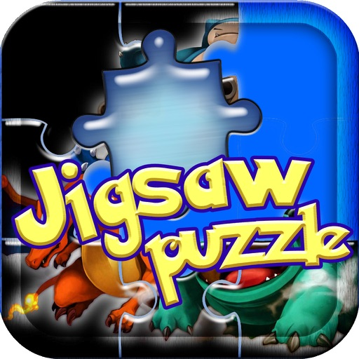 "Jigsaw Puzzles Game: For ""Pokemon"" Edition iOS App"