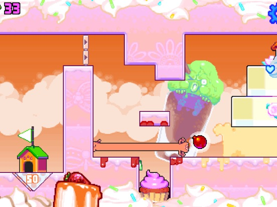 Silly Sausage: Doggy Dessert Screenshot