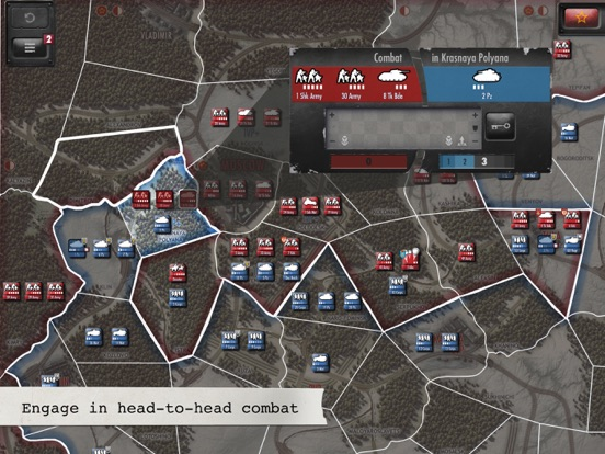 Drive on Moscow: Crisis in Command Vol. 2 Screenshot
