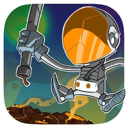 Astronaut warrior iOS App