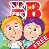 Baby School -(Chinese+English) Voice Flash Cards