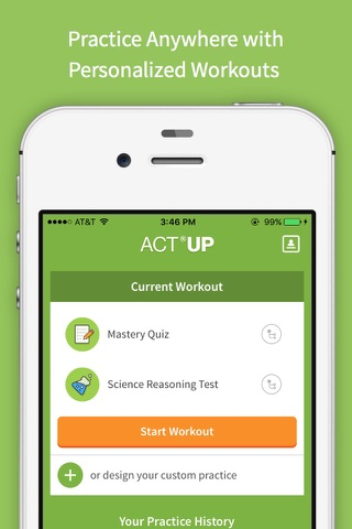 ACT Up - ACT Test Prep and Tutoring screenshot 1