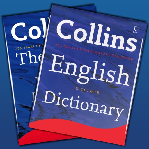柯林斯英文词典完整版:Collins English Dictionary and Thesaurus Complete & Unabridged