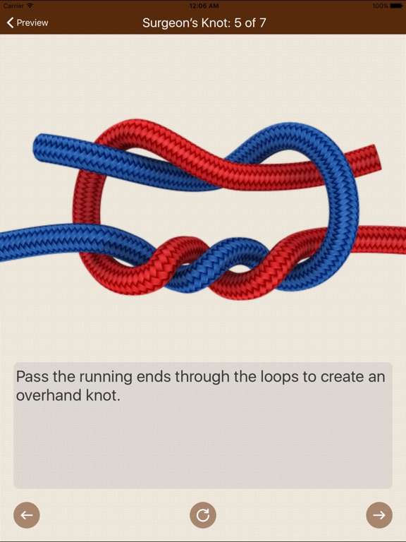 How to Tie Knots 3D Screenshot