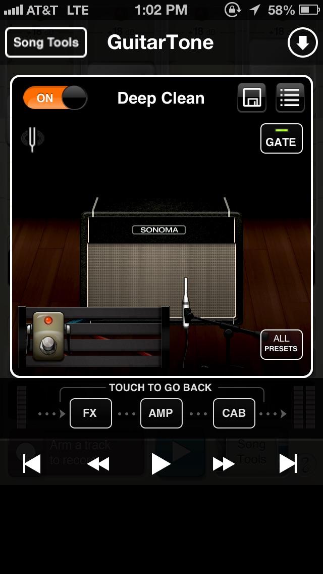 Screenshot #2 pour FourTrack