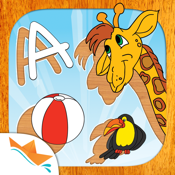 Buzzle with Nursery Rhymes - Educational puzzle app for toddlers, preschool and kindergarten kids icon