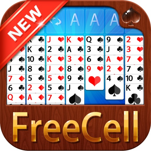 Quick FreeCell Pro - FreeCell Solitaire iOS App