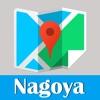 Nagoya metro transit trip advisor guide & JR map