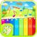 宝贝天天弹奏钢琴谱乐器-幼儿音乐教育游戏单机