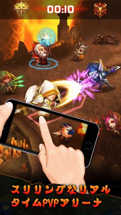 魔法の紋章(Heroes Tactics)... screenshot1