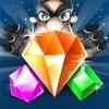 Juwelen-Explosion: Abenteuer 3 Gewinnt Spiel