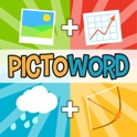 Pictoword Free: Fun 2 Pics Guess What's the 1 Word icon