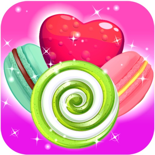 Supper Frozen Cookies - Candy iCe Star iOS App