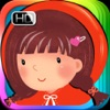 Little Red Riding Hood bedtime Fairy Tale iBigToy Apps free for iPhone/iPad