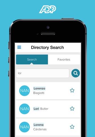 ADP Mobile Solutions screenshot 3
