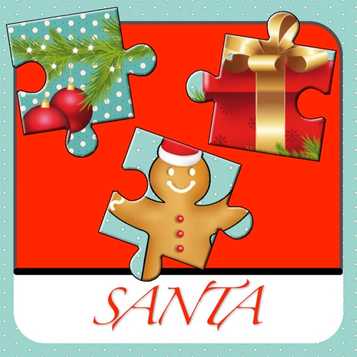 Santa Claus Puzzle - Cute Christmas - Free iOS App