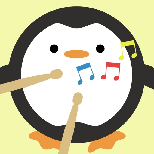 Penguin Drums
