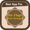 Best App For Six Flags Over Georgia Offline Guide