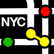 New York City Subway Map icon