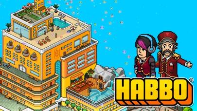 Habbo - Monde VirtuelCapture d'écran de 1