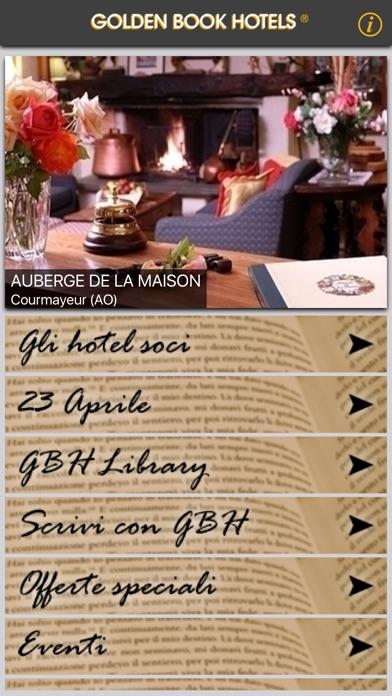 Screenshot of Golden Book Hotels1