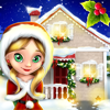 Christmas Dollhouse Games: Design Girls Dream Home