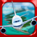 3D Plane Flying Parking Simulator Game - Real Airplane Driving Test Run Sim Racing Games