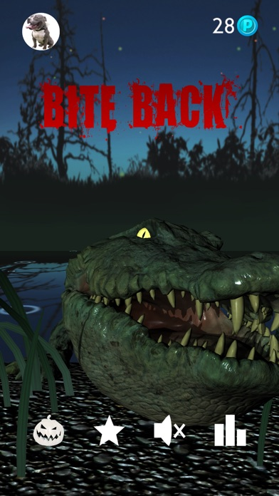Bite Back - Scare Reaction Screenshot