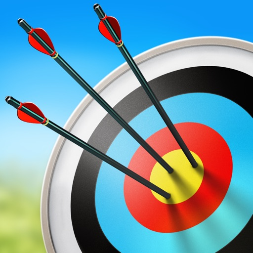 Archery King app for ipad