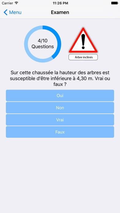 download Permis C/CE - Examen permis camion apps 3