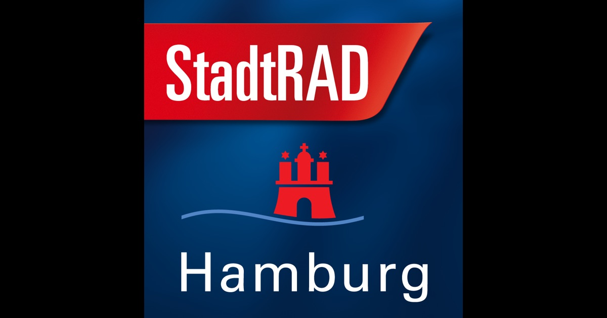 stadtrad hamburg im app store. Black Bedroom Furniture Sets. Home Design Ideas