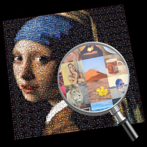 TurboMosaic 2 Home Edition - Photo Mosaic Maker