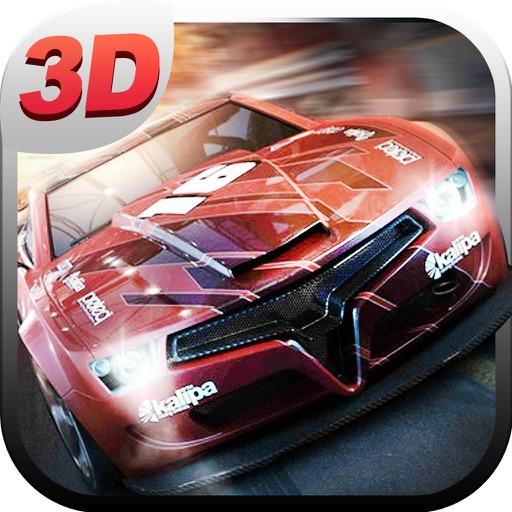 National Auto Race:real car racer games iOS App