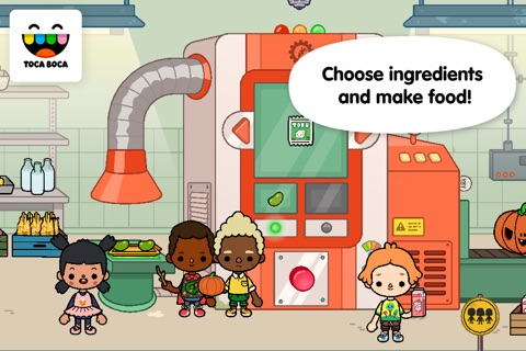 Toca Life: Farm screenshot 4