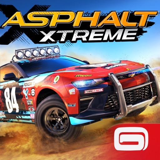 Asphalt Xtreme for iPhone