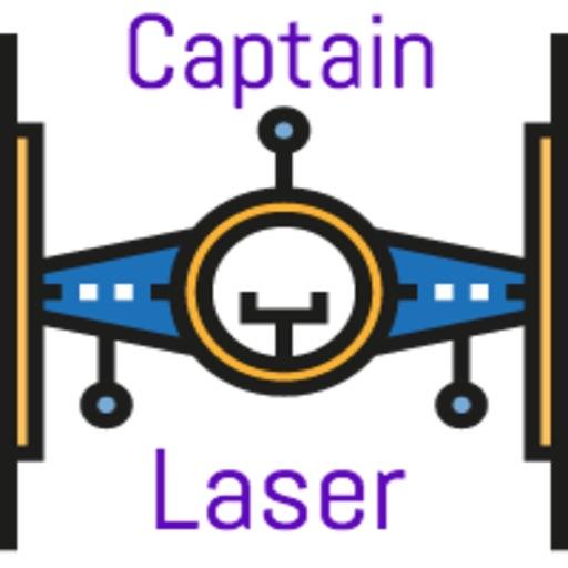 Captain Laser iOS App