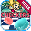 """Checkers Board Puzzle Free - """" The Little Mermaid Games with Friends Edition """" Wiki"""