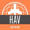 La Habana Guía de Viaje con Mapa Offline