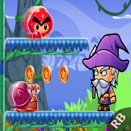 Wizard's Adventure World iOS App