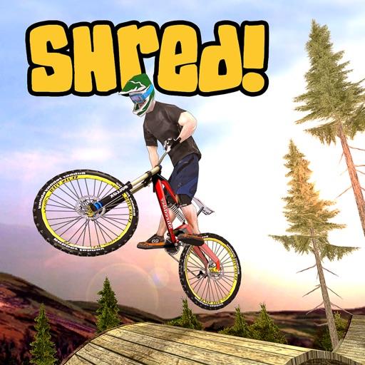 Shred! Extreme Mountain Biking