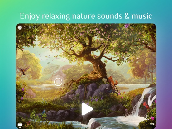 Screenshot #5 pour Away ~ Nature Sounds to Sleep