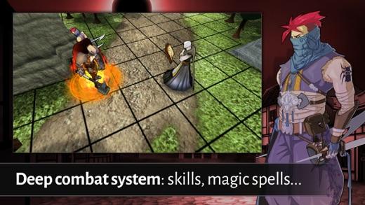Swords of Anima Screenshot