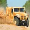 Army car: Competicion in militar way App