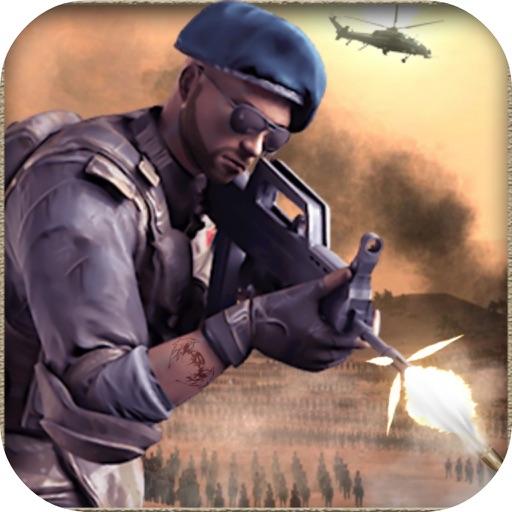 Shooter Commando:Kill Terror iOS App